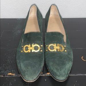 Salvatore Ferragamo Heeled Dress Shoe